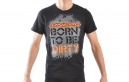 ONEAL T-Shirt BORN TO BE DIRTY Noir
