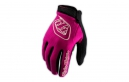 TROY LEE DESIGNS Gants Enfant GP AIR Rose Noir