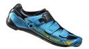 Chaussures Route Shimano R321 Bleu LTD 2015