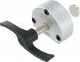 Estrattore VAR manovella Campagnolo Power Torque carbonio e alluminio