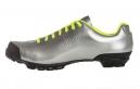 Chaussures VTT GIRO EMPIRE VR90 Argent Vert Fluo
