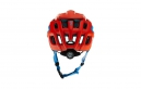 Casque SEVEN M2 Orange Fluo Mat Bleu
