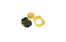 Speedplay Zero V2 Cleats Yellow