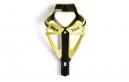 TACX porte bidon DEVA Carbone/Polyamide jaune