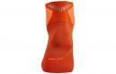 NIKE Chaussettes ELITE LIGHTWEIGHT QUARTER Orange