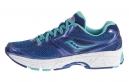 Chaussures de Running Femme Saucony Guide 8 Bleu / Orange