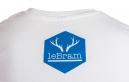 LeBram T-Shirt COLUMN Blanc