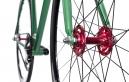 STATE Vélo Complet Fixie BRIGADIER Vert