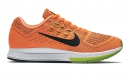 NIKE AIR ZOOM STRUCTURE 18 Orange Homme