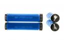 CHROMAG Poignées PALMSKIN 142mm Bleu/Noir