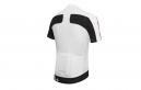 ZERO RH maillot AGILITY FZ Blanc Noir