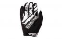 ONEAL 2016 Paire de Gants SHOCKER Noir Blanc