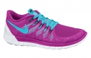 NIKE Chaussures FREE 5.0 Violet Femme