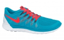 NIKE Chaussures FREE 5.0 Bleu Homme
