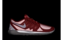 NIKE Chaussures FREE 5.0 FLASH Rouge Homme