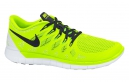 NIKE Chaussures FREE 5.0 Jaune Homme
