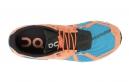 Chaussures de Running Femme ON Running CLOUD Orange / Bleu