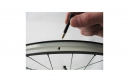 VAR Kit 2 Valves Tubeless Aluminium 35 mm Noir