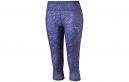 PUMA Collant 3/4 Femme Graphic Violet