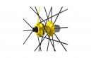 MAVIC 2016 Paire de roues CROSSMAX SL PRO LTD WTS 27.5´´ | Axes 15x100mm - 9x100mm Av | 142x12mm - 135x12mm - 135x9mm Ar | Corps de Roue-Libre Shimano | Pneus Crossmax Pulse 2.10´´