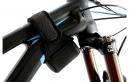 MSC BIKES Lampe Avant 1000 Lumens Rouge Noir