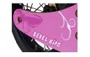 Draisienne Rebel Kidz BASIC en Bois 12'' Rose 2 - 4 ans