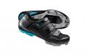 Chaussures VTT Femme Shimano WM53 Noir