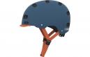 Casque Bol ABUS SCRAPER V.2 Bleu Orange