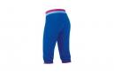 GORE RUNNING WEAR Pantalon 3/4 Sunlight Lady Slim Bleu
