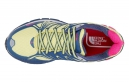 THE NORTH FACE ULTRA EQUITY Jaune Bleu