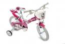 Vélo Enfant Dino Bikes HELLO KITTY 16'' Rose