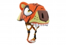 Casco Crazy Safety TIGRE Orange