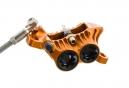 HOPE Frein Avant Tech 3 V4 Orange Durite Aviation