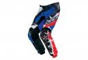 ONEAL Pantalon ELEMENT SHOCKER Noir Bleu Rouge