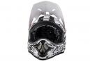 Casco Integral O'Neal BACKFLIP FIDLOCK DH RL2 SHOCKER Blanc / Noir