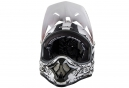 Casque Intégral ONEAL BACKFLIP FIDLOCK DH RL2 SHOCKER Noir Blanc