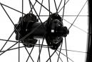 ASTERION Paire de Roues ACCESSIUM XC 27.5'' Moyeu MT3 Noir Axes 9 mm Avant et Arrière