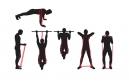 EXCELLERATOR Bande de Musculation Résistance 20-40 Kg
