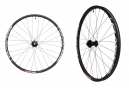 NOTUBES Paire de Roues TL Ready Carbone BRAVO TEAM 27.5'' - Av 15x100 mm - Ar 12x142 mm Corps XD