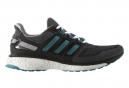 Chaussures de Running adidas running Energy Boost 3 Gris / Noir / Vert