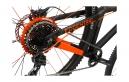VTT Complet Semi-Rigide NS Bikes ECCENTRIC AL2 27.5'' Noir / Orange 2016