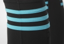 adidas Collant RESPONSE Noir Bleu Femme