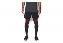 UNDER ARMOUR Short LAUNCH 7´´ Noir Rouge