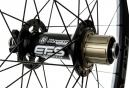 REVERSE Roue Arriere DH 27.5'' 150x12mm Moyeu EFS + K7 EFS 7V Noir Gris