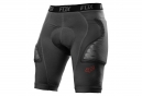 FOX TITAN RACE Protective Liner Short Charcoal Gray
