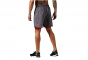 Short 2-en-1 REEBOK ONE SERIES Gris Rouge