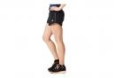 adidas Short Réversible RUN REVERSIBLE Noir Gris Femme