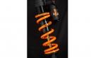 FOX RACING SHOX Ressort SLS Super Light Steel (Course 2.75) Orange