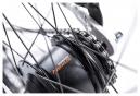 Vélo de Voyage Cube Travel Pro RF Shimano Nexus 8V Blanc