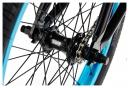 RADIO BIKES 2016 BMX Complet SAIKO 20.75´´ Noir